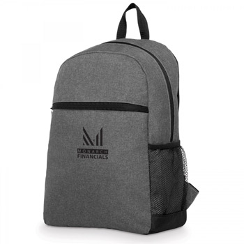 Business Smart - Flush-Front Backpack