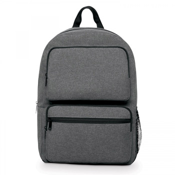 Business Smart - Dual-Pocket Backpack