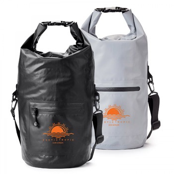 CALL OF THE WILD. WATERPROOF 20L DRYBAG
