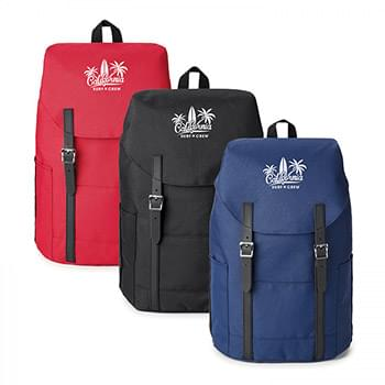 RENEW. FLIP-TOP BACKPACK