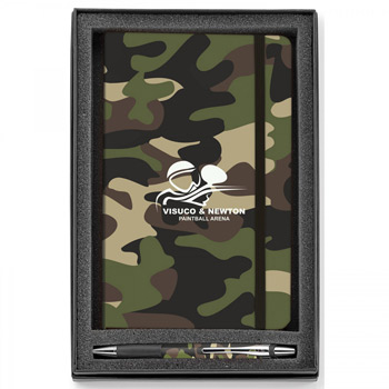 Soft Touch/Camouflage.  2-Piece Gift Set