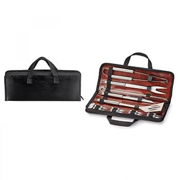 FABRIZIO .  16-PIECE BBQ SET