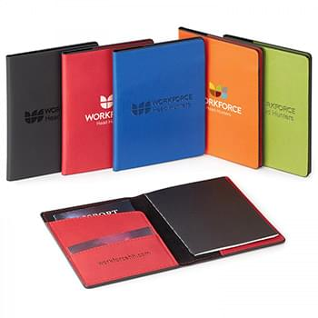 DONALD.  RFID PASSPORT HOLDER