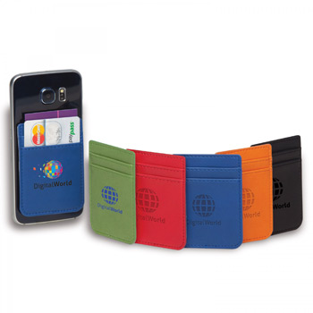 DONALD. RFID SMARTPHONE CARD HOLDER