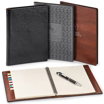 Fabrizio. Padfolio & Refillable Eco Notebook