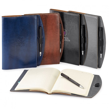 FABRIZIO. REFILLABLE JOURNAL COMBO