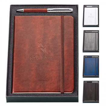 FABRIZIO. PEN & JOURNAL GIFT SET