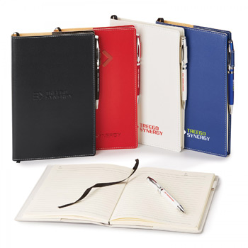BRADFORD. REFILLABLE JOURNAL COMBO