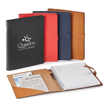 Giuseppe Di Natale. Refillable Leather Journal