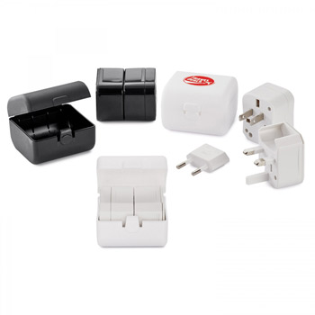 Gobbi. Travel Adapter Kit