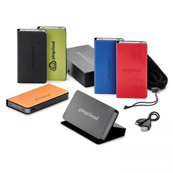 Donald Junior. 6,000 Mah Power Bank