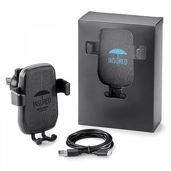 RONAN .  WIRELESS PHONE CHARGER/HOLDER